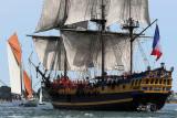 Semaine du Golfe 2017 rassemblement de bateaux de caractère - Old boats regattas in Brittany