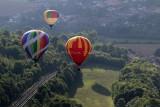 Mondial Air Ballons 2017 – Mon vol du mercredi matin