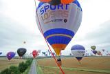 Mondial Air Ballons 2017 – Mon vol du vendredi matin lors de la Grande Ligne