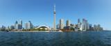 City Scape - Toronto Pano
