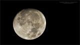Full Moon - Swaorovski Scope