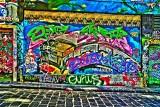 Rutledge Lane Graffiti