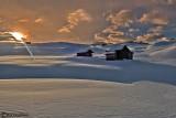 Dolomiti Winter Landscapes