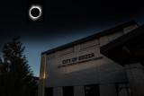 Keizer, Oregon Eclipse 2017