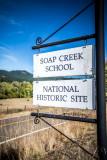 Soap Creek School