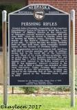 Pershing Rifles