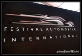 International automobile festival PARIS 2018