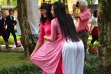 Posing - Hanoi
