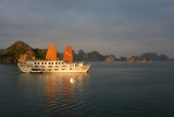 At Sunrise - Ha Long