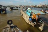 Cai Rang Floating market - Can Tho, Mekong Delta