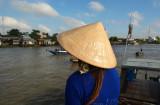 Vietnamese Hat - Cai Rang Floating Market