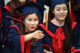 Students on their Graduation - Hanoi