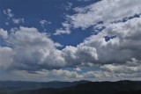 Summer Clouds in the Rockies