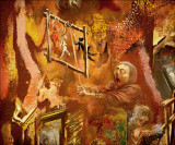 Detail of George Grosz  Painting,  The Pit