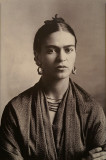 Photo of Frida Kahlo