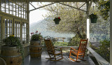 The Porch at Crescent Lake Lodge