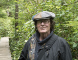 David Ingram on the Cape Flattery Trail