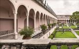 Art Museum Formal  Garden