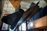 SR-71 Blackbird, 60's Era Spy Plane