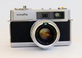 Minolta Hi-Matic 7  (1963) My first 35mm