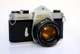 Honeywell Pentax Spotmatic (1964) My first SLR