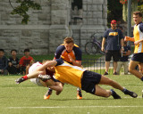 Queen's vs Royal Military College M-Rugby 09-09-17
