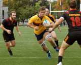 Queen's vs Guelph M-Rugby 09-30-17