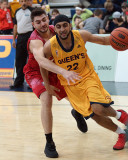 Queen's vs York M-Basketball 11-29-17