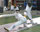 Queen's at OUA M-Fencing 02-03-18
