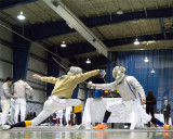 Queen's at OUA M-Fencing 02-04-18