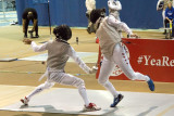 Queen's vs OUA MFencing Team Gold  Foil 02-04-18 W