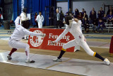 Queen's vs OUA MFencing Team Bronze Épée  02- 04-18