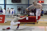 Queen's vs OUA MFencing Team Bronze Sabre  02- 04-18
