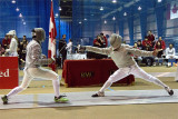 Queen's vs OUA MFencing Team Gold Sabre  02- 04-18