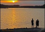 Sunset At The Inner Coastal Waterway