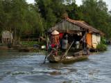 Cruising Home on the Mekong
