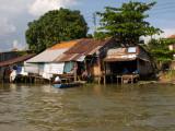 Mekong River Scene