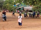 Schoolchildren of Koh Chen