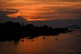 Nightfall on the Mekong