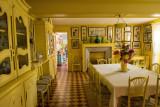 Claude Monet's Dining Room