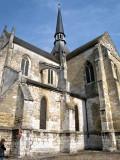 Saint Saviour Church, Petit Andely