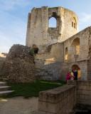 Inner Walls of Chateau Gaillard