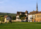 View of Les Andelys