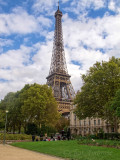 La Tour Eiffel Daytime
