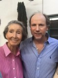 Ilse Marie Issels and Dr. Christian Issels, Santa Barbara, October 8th 2016