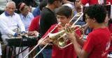 2017_04_23 Lima Interescolar Big Band in Parque Kennedy