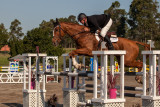 Showjumping at Eventing