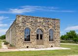 Muldoon, TX. Pop: Approx 114