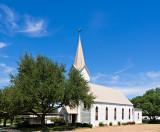 St Cyrus and Methodius Church, Cistern, TX