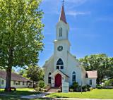 Zion Lutheran Church, Moulton, TX